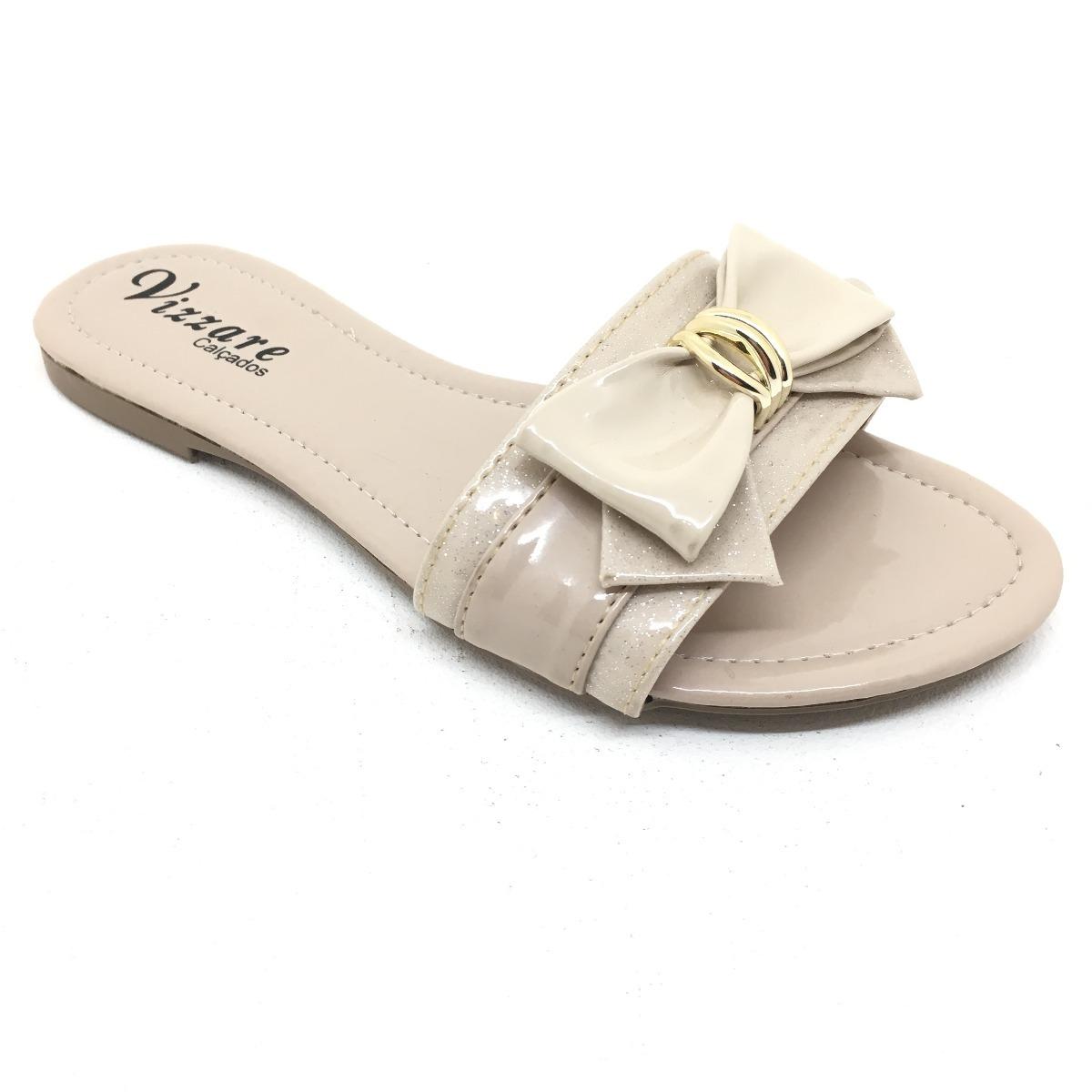 19217033bf femininos calçados rasteirinhas chinelos sandálias m. Carregando zoom.
