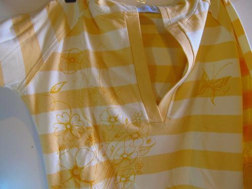femme buzo con capucha marca 47 street color amarillo r1 08