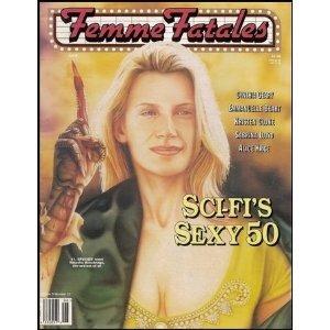 femme fatales magazine vol. #5 #12