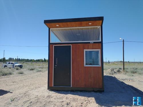 femo house modelo ivi 24 m2