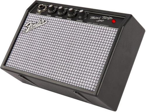 fender 0234812000 mini twin 65 amplificador de guitarra 1w