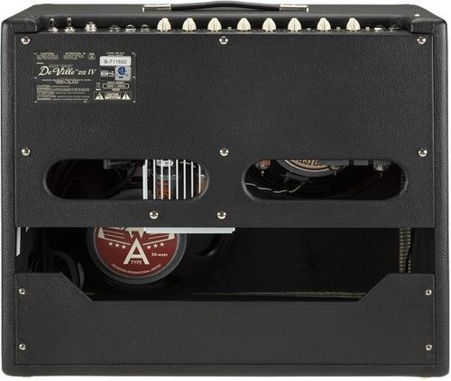 fender 2231100000 hot rod deville 212 iv amplificador guit.