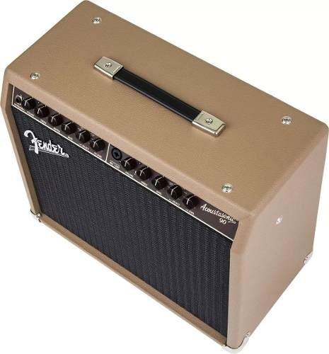 fender acoustasonic 90 amplificador para guitarra acústica s