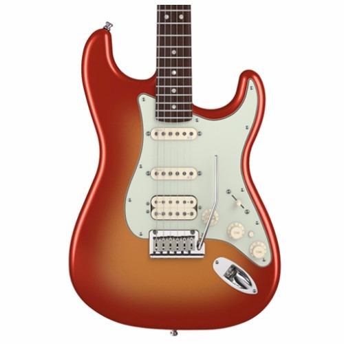 fender american deluxe stratocoaster guitarra eléctrica
