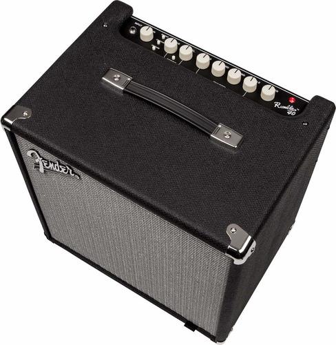 fender amplificador bajo