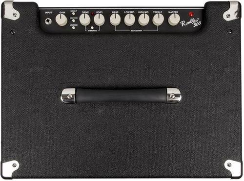 fender amplificador bajo rumble 500 (v3) 500w 237-0605-900
