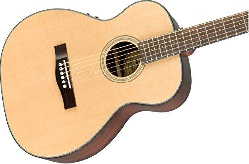 fender ct-140se guitarra eléctrica acústica con estuche -
