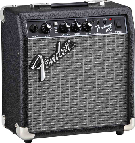 fender frontman 10g electric guitar amplifier 2 en mercado libre. Black Bedroom Furniture Sets. Home Design Ideas