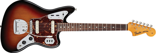 fender guitarra jaguar classic player special rwn sunburst