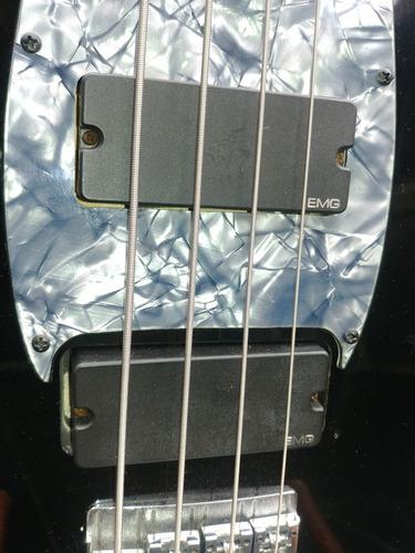 fender japan  jazz bass special del 84 modificado emg