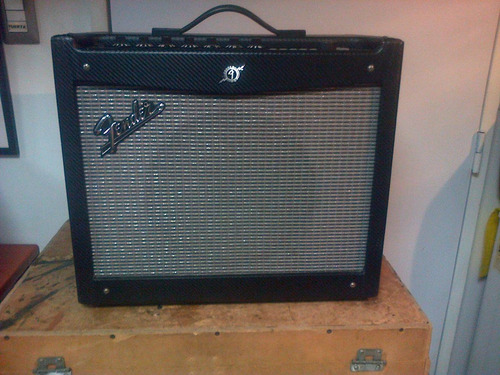 fender mustang iii 100w 1x12 guitar combo amp  black