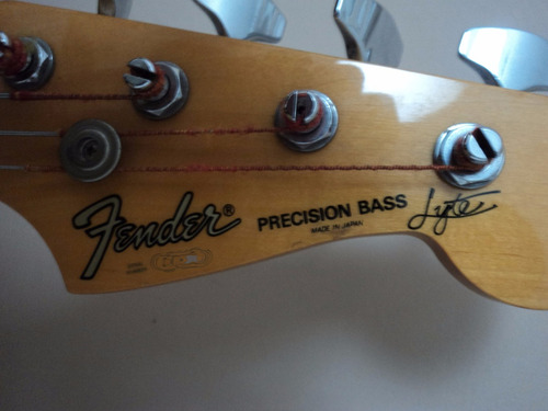 fender precision lyte japon