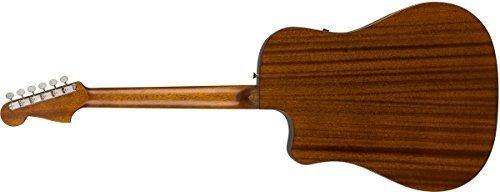 fender redondo guitarra clasica semiacustica con bolsa 20 tr