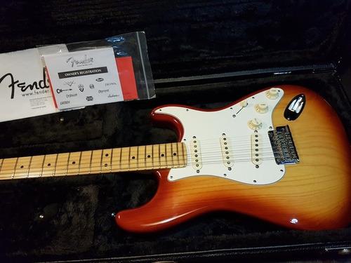 fender stratocaster - american standard 2013