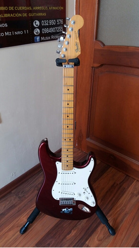 fender stratocaster deluxe plus 91  made in usa