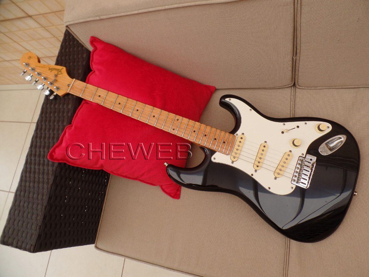 Fender Stratocaster Japan Stm-55 86 Troco Por Sg 61 Reissue