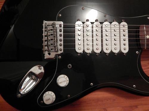 fender stratocaster mim - mex - mexicana