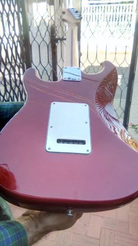 fender stratocaster standard  mim nueva