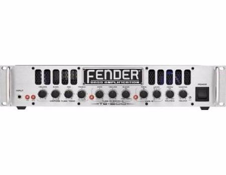 fender tb-600 rack 600w amplificador cabezal para bajo new