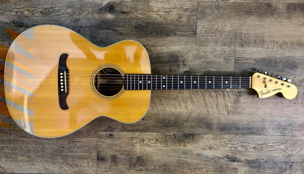 Fender Usa Concert Pro Bolt On Custom Shop Violão Troco