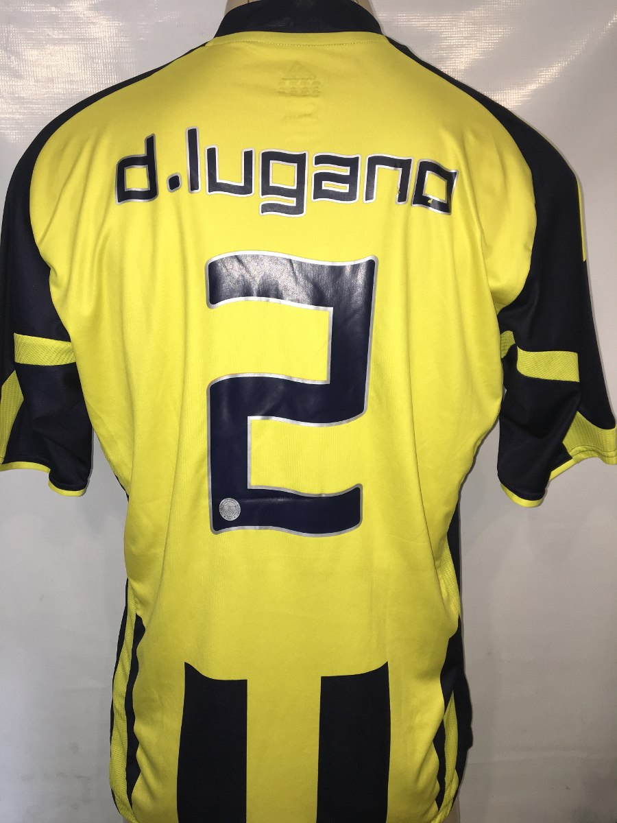 8eb6da6521 Fenerbahce  2 Lugano De Jogo adidas 2009 Unif.1 Gg X Sion - R  249 ...