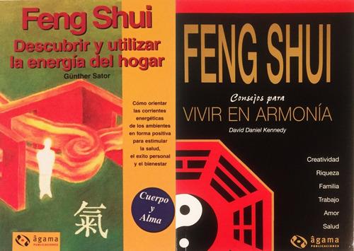 feng shui - vida en armonía - energía para el hogar