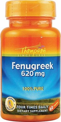 fenogreco 620mg 100% puro 60 caps reafirma el busto usa made