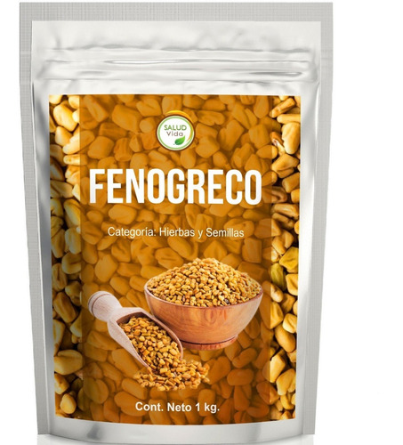 fenogreco semillas premium 1 kilogramo envío incluido