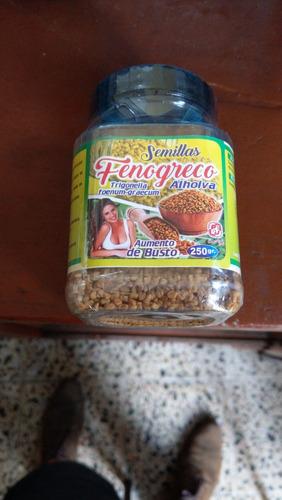 fenogreco semillas x 250 grs