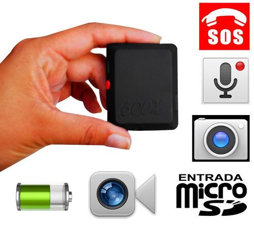 fenomenal mini camara y microfono espia discreto y pequeño.