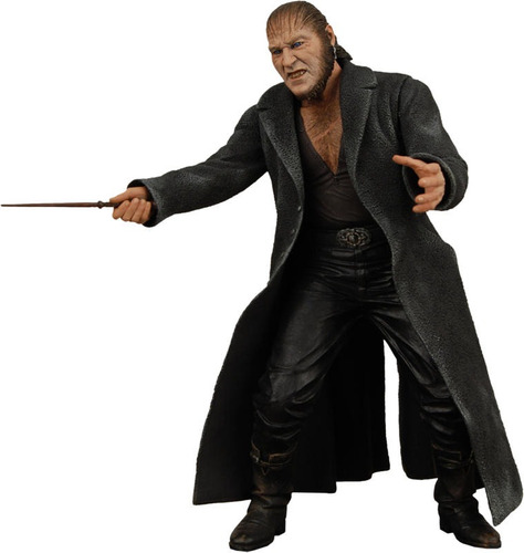 fenrir greyback  deathly hallows serie 1 neca harry potter