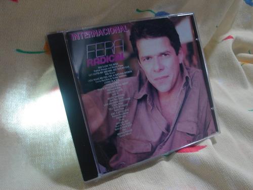 fera radical trilha sonora internacional novela cd remaster