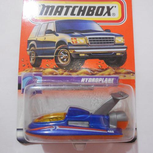 fermar4020  hydroplane  g-283  #10 2000  matchbox 1:64