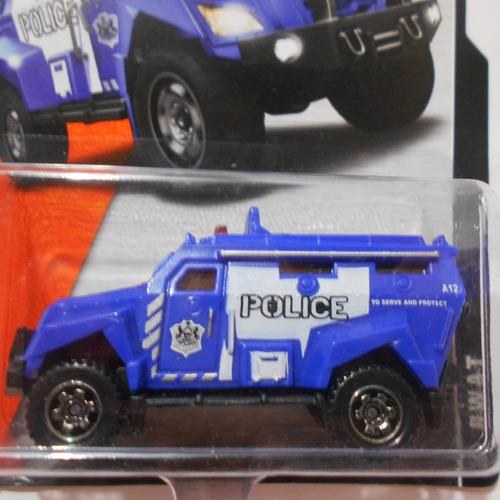 fermar4020  swat  g-343  65/120  matchbox 2015 patrulla