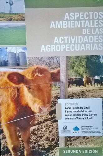 fernández cirelli: aspectos ambientales activ. agropec. 2ª