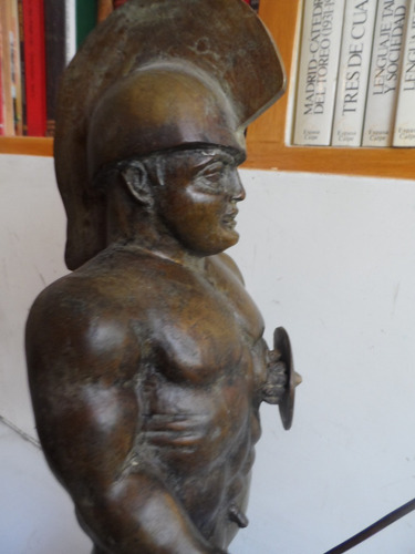 fernando botero escultura de bronce troyano figura de bronce