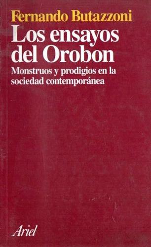 fernando butazzoni - los ensayos del orobon