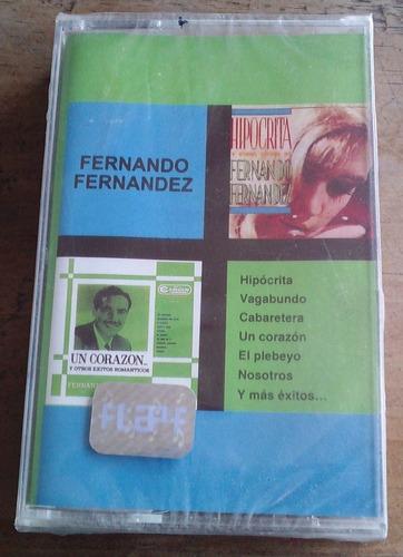 fernando fernandez  2 en 1 cassette nuevo vol 1