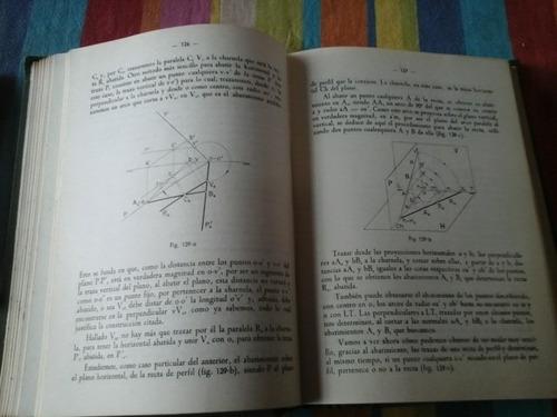 fernando  izquierdo asensi geometria descriptiva ingenieria