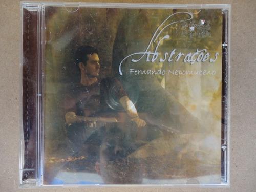 fernando nepomuceno - abstrações - cd