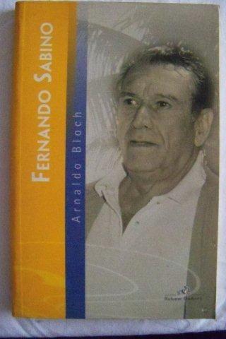 fernando sabino - arnaldo bloch