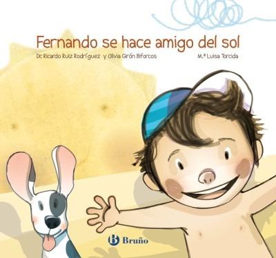 fernando se hace amigo del sol(libro infantil y juvenil)