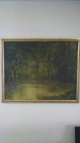 fernando torterolo  bosque encantado  81x64,5 cm