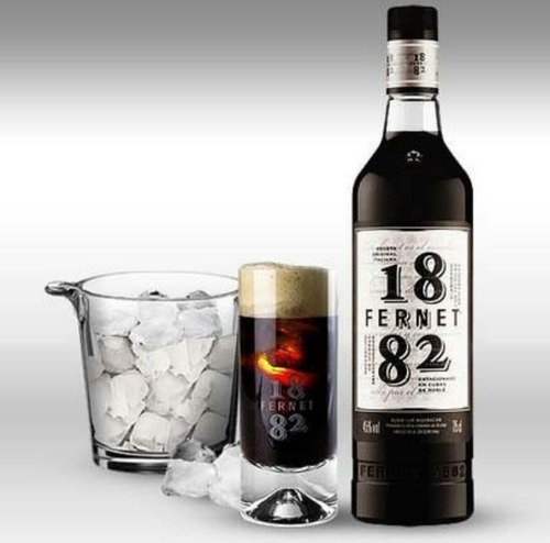 fernet 1882 750ml botella bebidas 01almacen