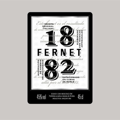 fernet 1882 x6 unidades pérez tienda -