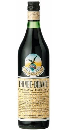 fernet branca 750ml- distribuidora bayres bebidas