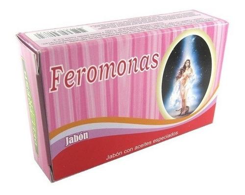 feromonas femeninas jabon para mujer x 52 gramos