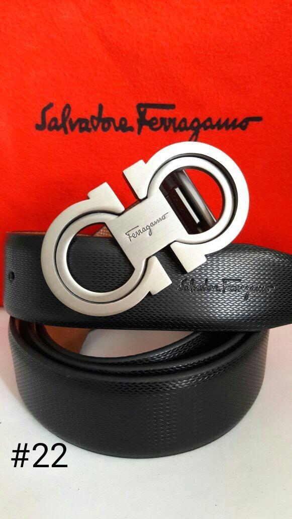 Cinturones Correa Salvatore Ferragamo Hombre Precio -   58.000 en ... 18c3b9318206