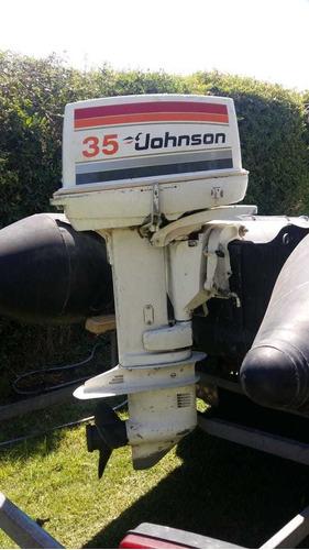 ferramar - johnson35 motor johnson 35 hp
