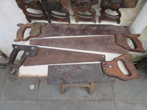 ferramenta antiga serrote